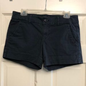 American Eagle navy blue summer shorts